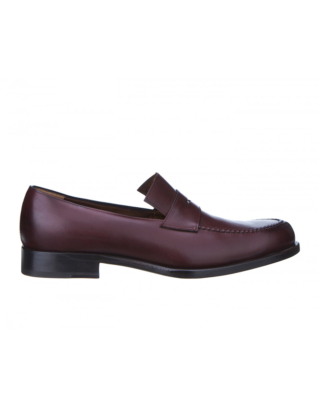 Туфли коричневые мужские Fratelli Rossetti S12597-1
