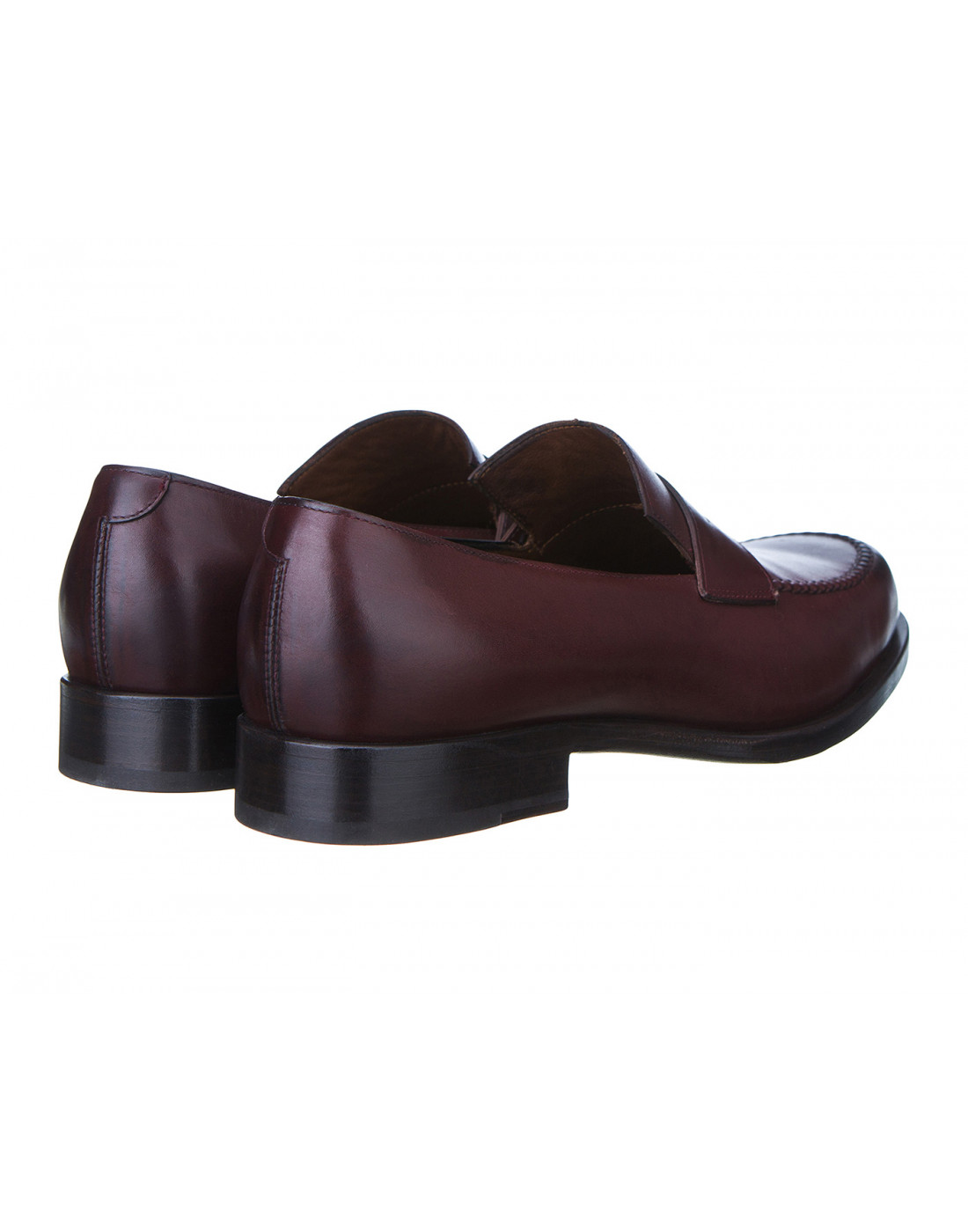 Туфли коричневые мужские Fratelli Rossetti S12597-3