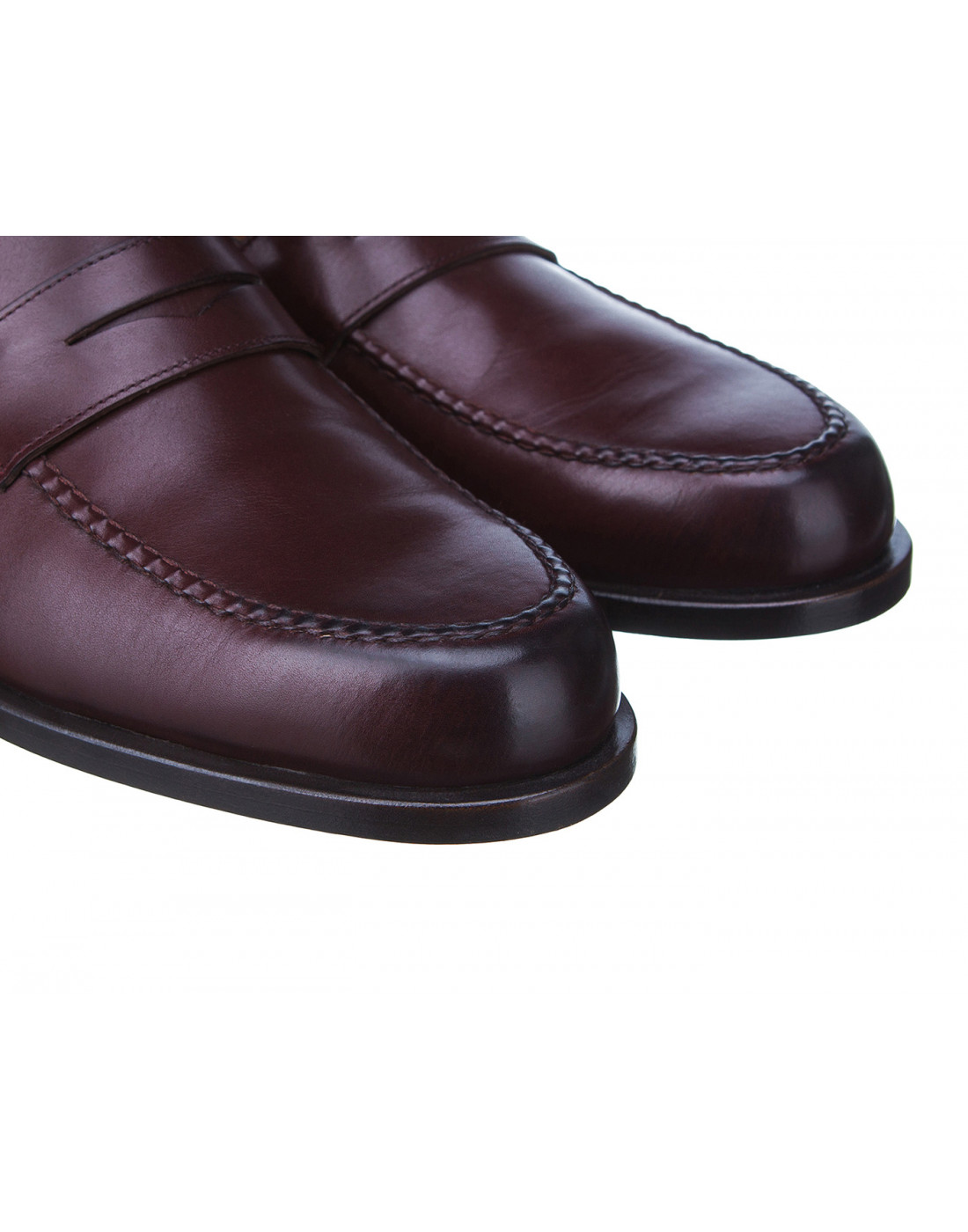 Туфли коричневые мужские Fratelli Rossetti S12597-4