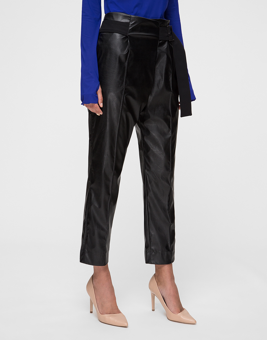 Женские черные брюки Dorothee Schumacher S546301/999-3