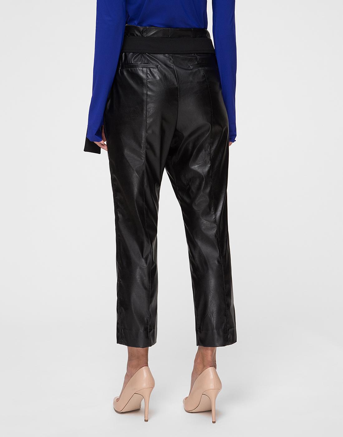Женские черные брюки Dorothee Schumacher S546301/999-4