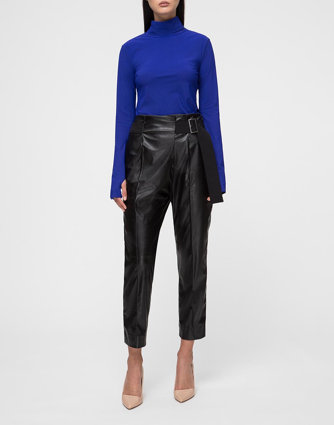 Женские черные брюки Dorothee Schumacher S546301/999-5