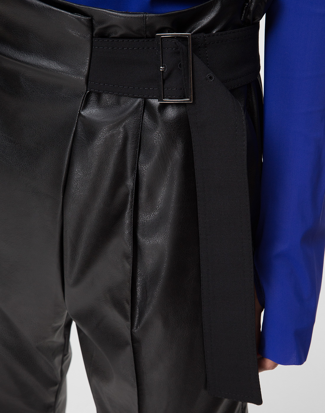 Женские черные брюки Dorothee Schumacher S546301/999-6