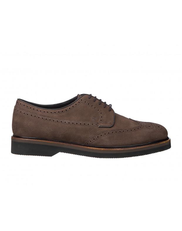 Туфли бежевые мужские