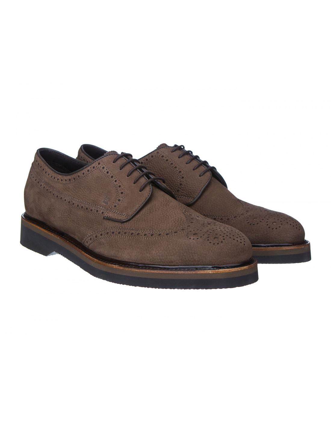 Туфли бежевые мужские Fratelli Rossetti S45900-2