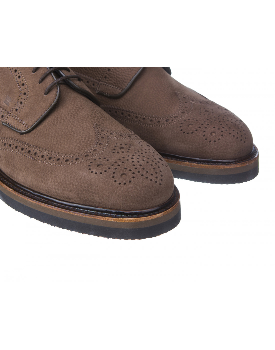 Туфли бежевые мужские Fratelli Rossetti S45900-4