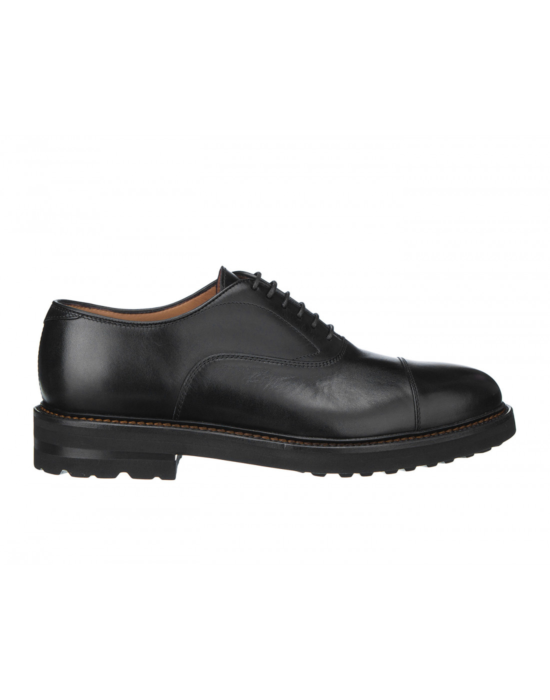 Туфли черные мужские Henderson S58304-1