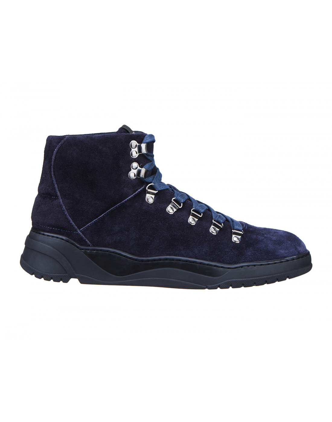 Кроссовки синие мужские Stokton S667 BLUE-1