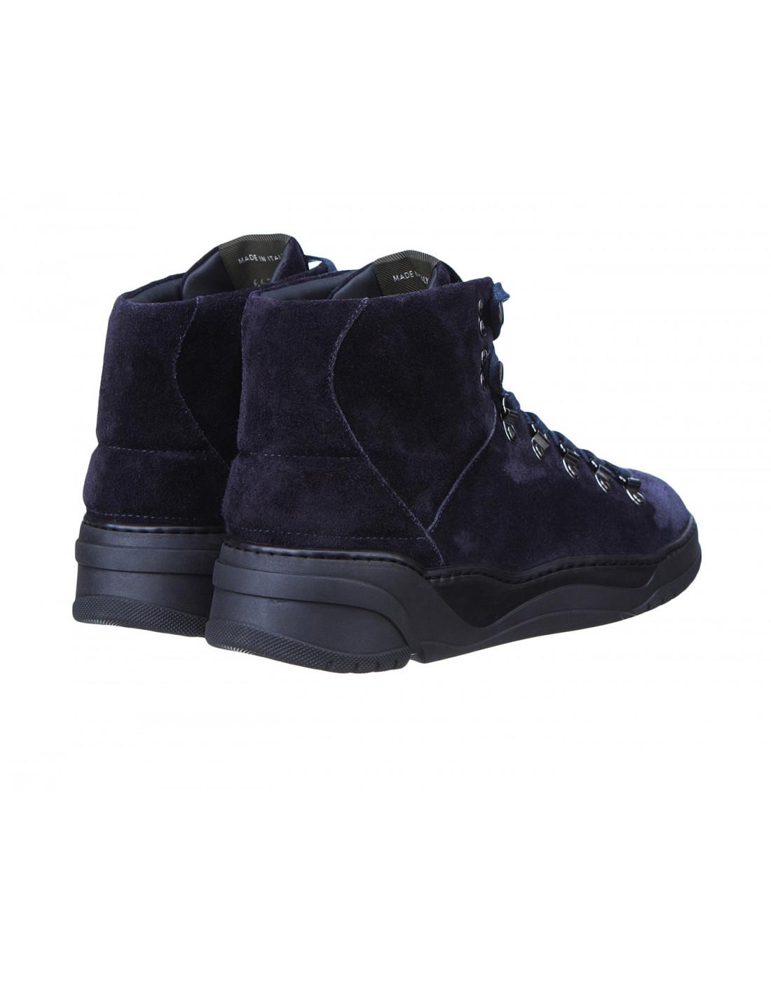 Кроссовки синие мужские Stokton S667 BLUE-3
