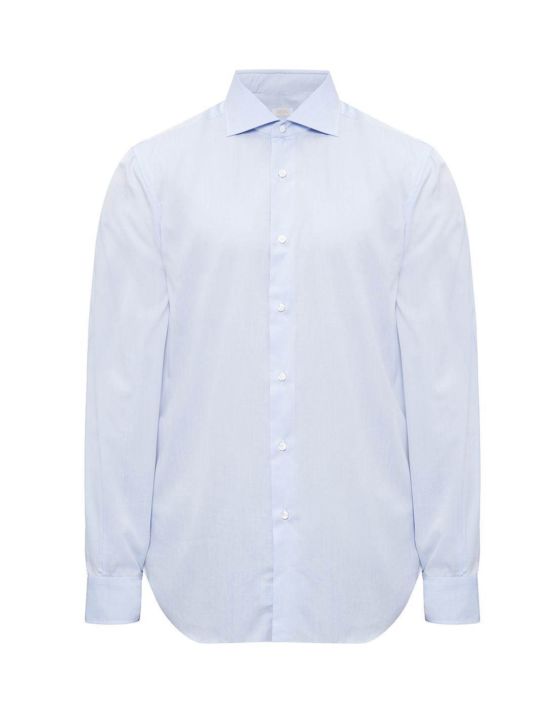 Мужская голубая рубашка Barba SD2U634540303U-1