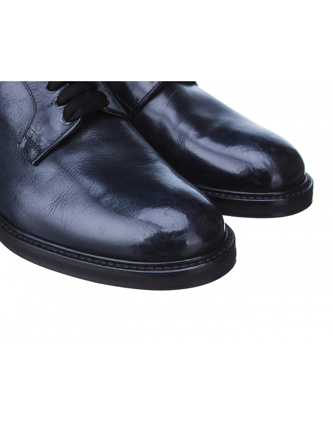 Туфли синие женские Doucal's SD8257-4