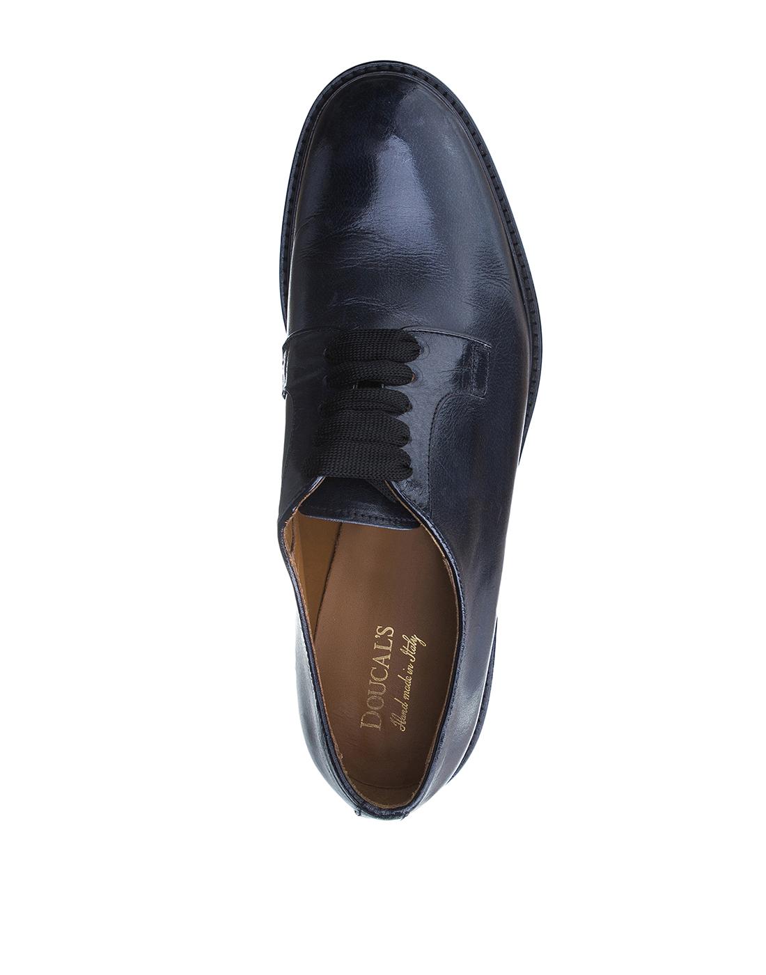 Туфли синие женские Doucal's SD8257-5