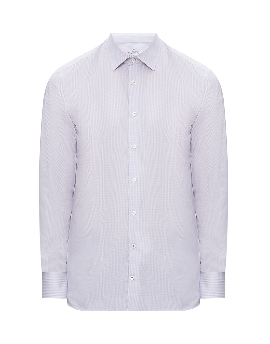 Мужская сиреневая рубашка Van Laack S163209/020-1