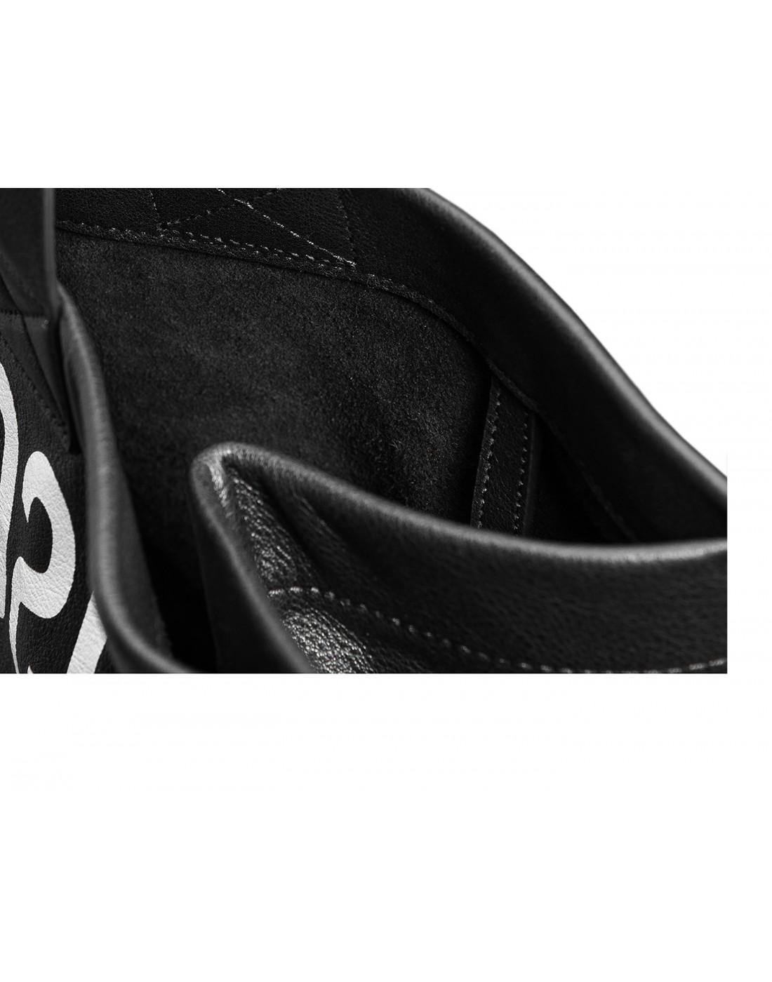 Сумка-шопер черная женская Dsquared2 SSPW0022.M063-5