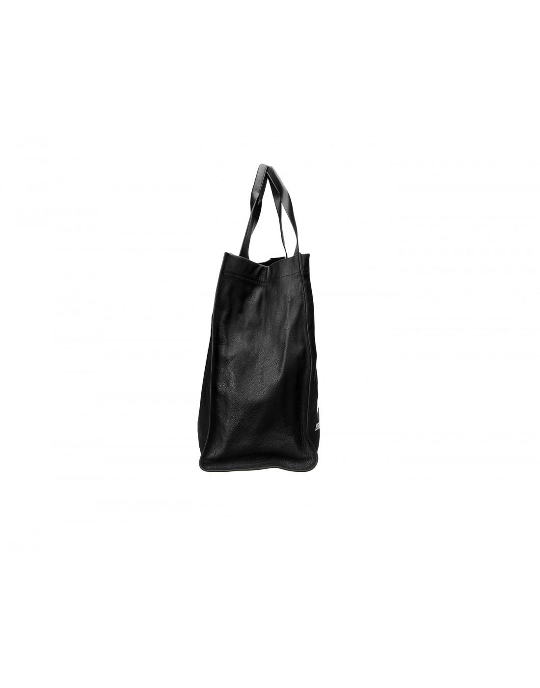 Сумка-шопер черная женская Dsquared2 SSPW0022.M063-3