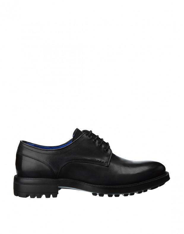 Туфли серые мужские