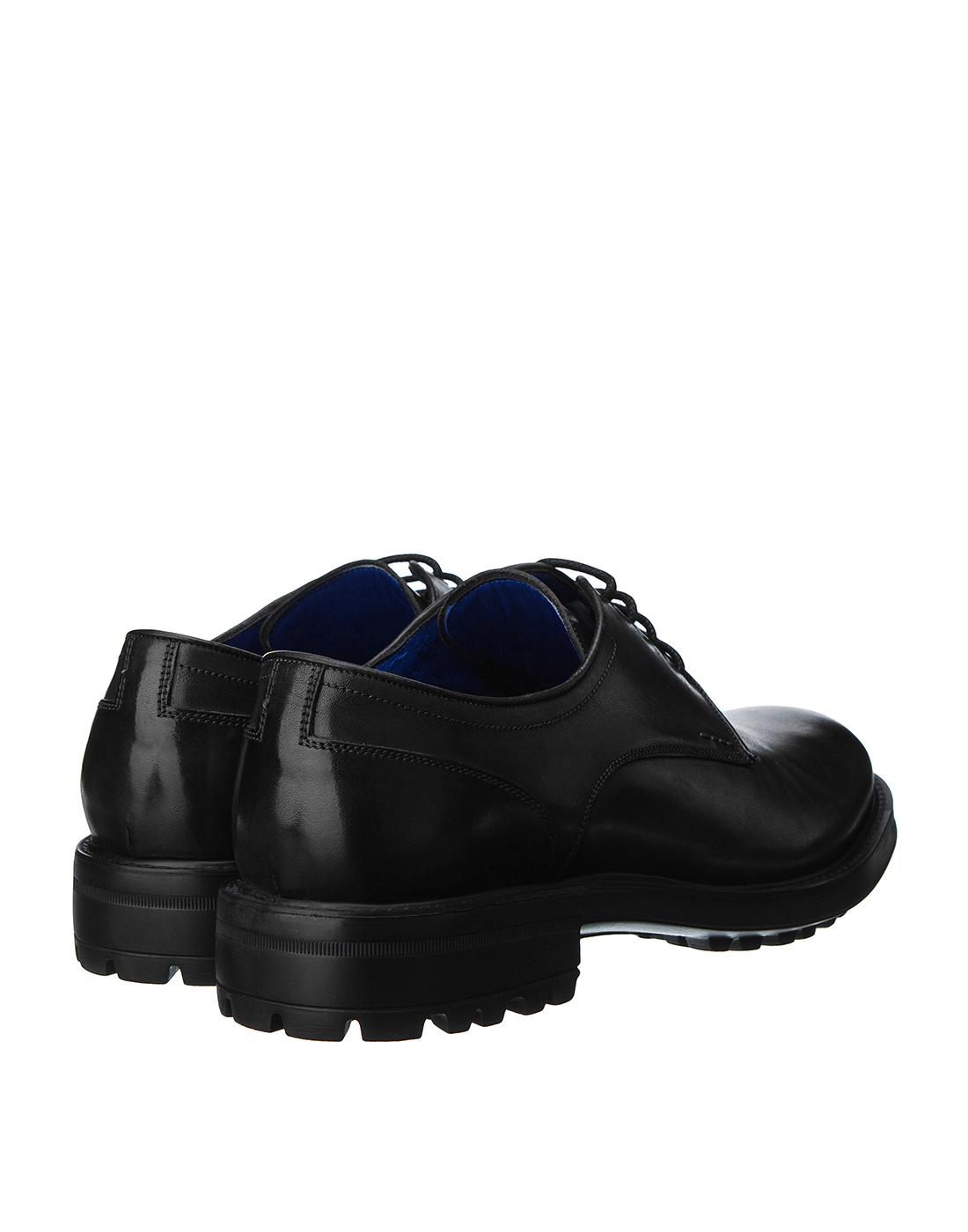 Туфли серые мужские Brecos S8133-3