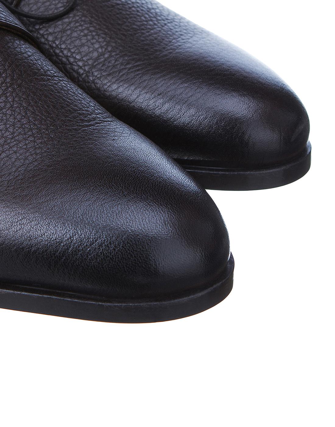 Туфли коричневые мужские Doucal's SU1252 019-4
