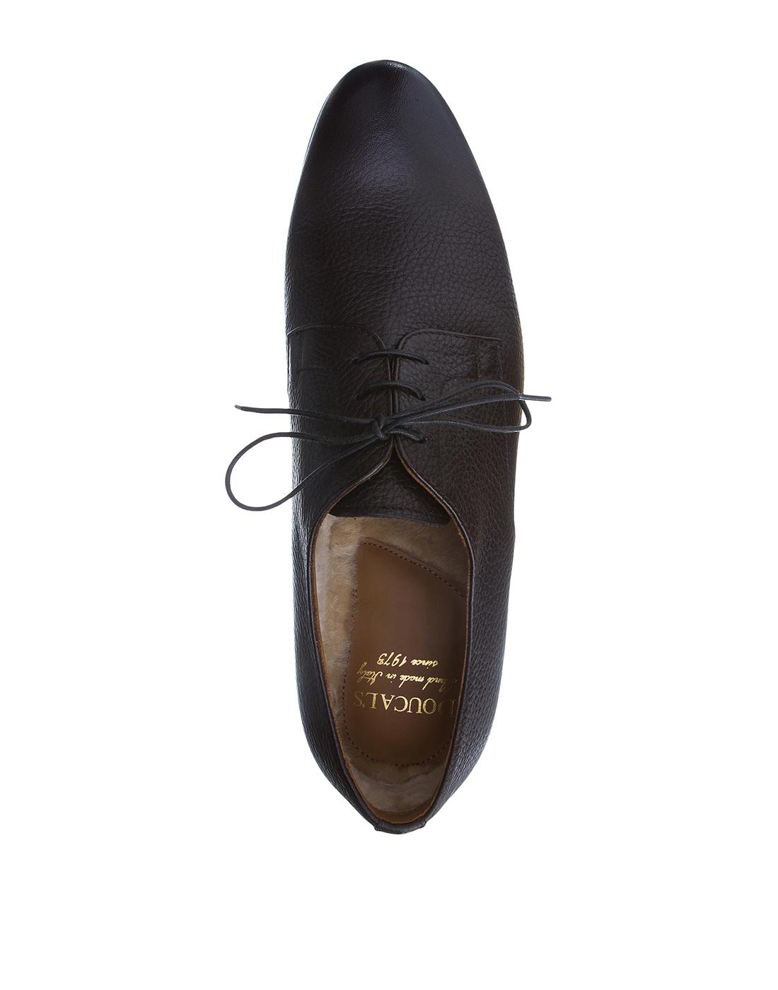 Туфли коричневые мужские Doucal's SU1252 019-5