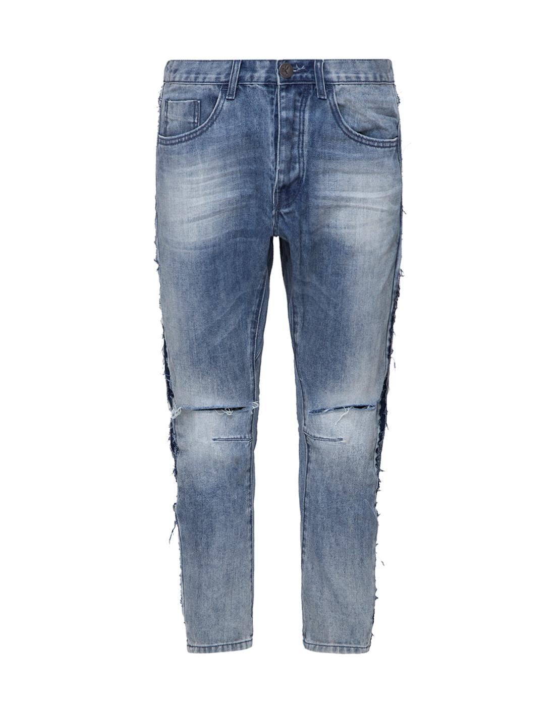 Женские голубые джинсы Oneteaspoon S20051-1