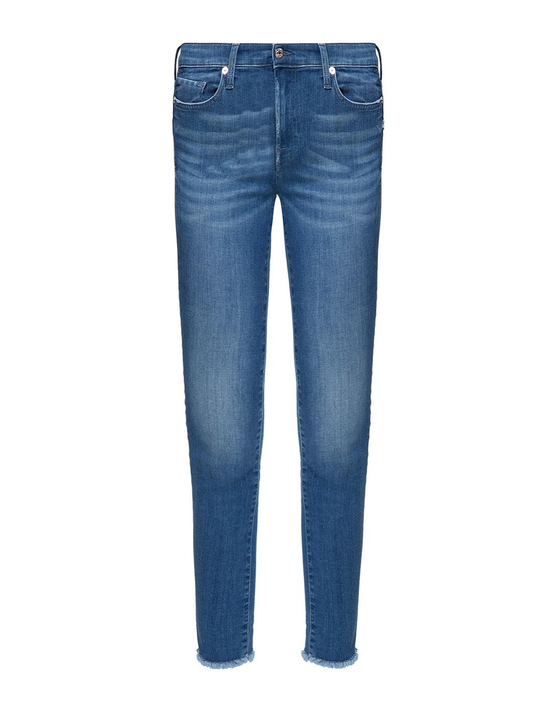 Женские синие джинсы 7 FAM S4U800WQ-1