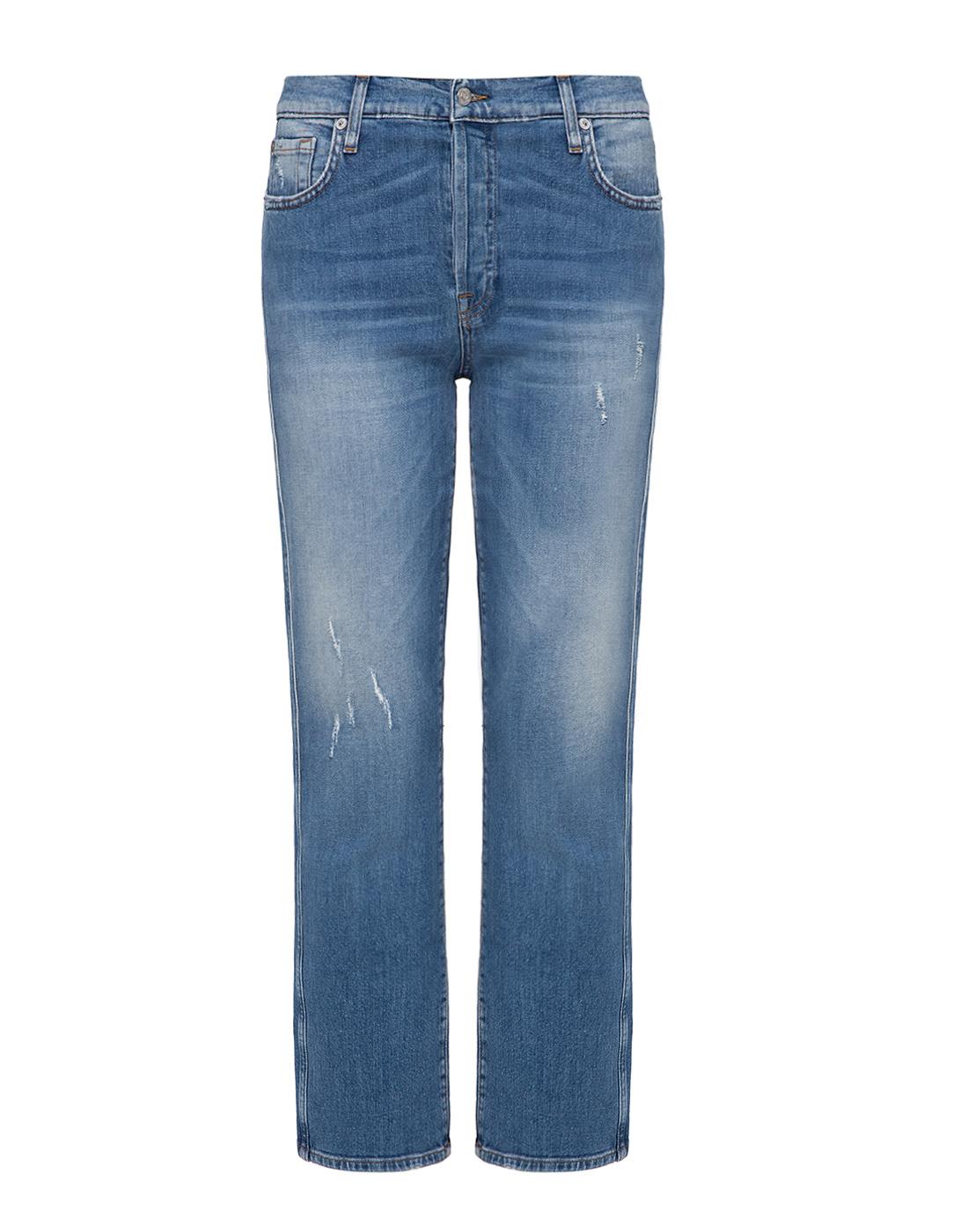 Женские синие джинсы 7 FAM S2L540VO-1