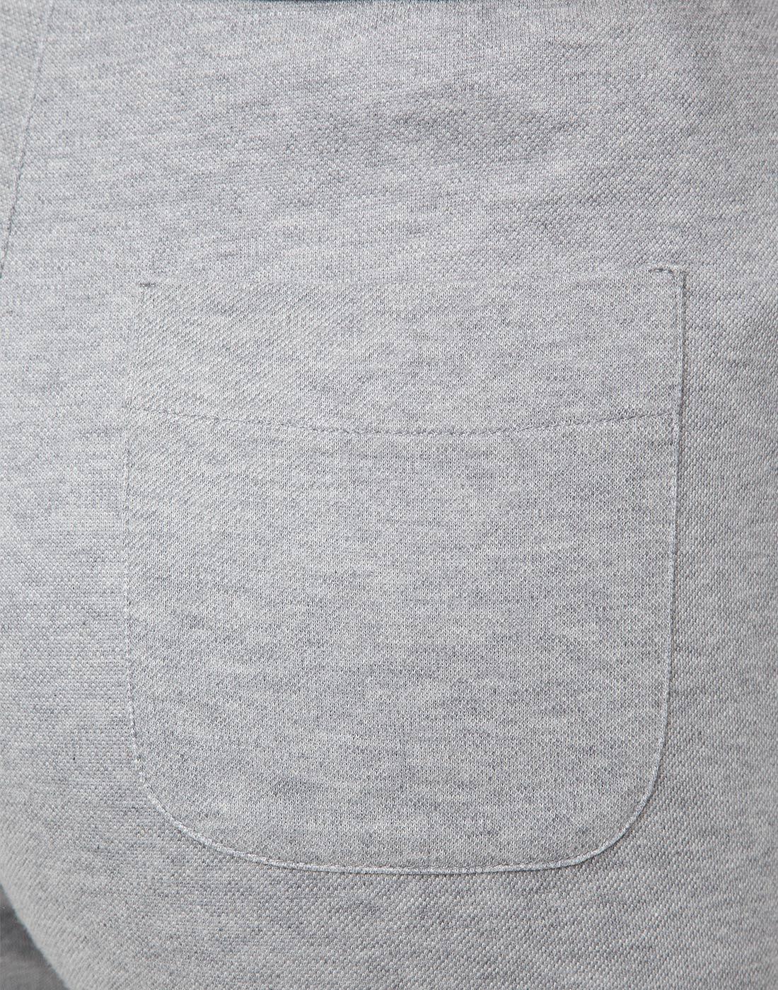 Женские серые спортивные брюки Capobianco S4W722.GEXO-6