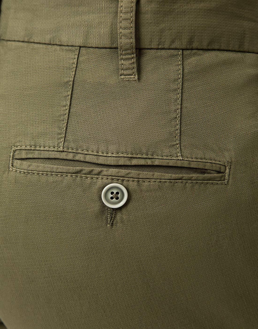 Мужские зеленые чиносы Lubiam S85820/04-6
