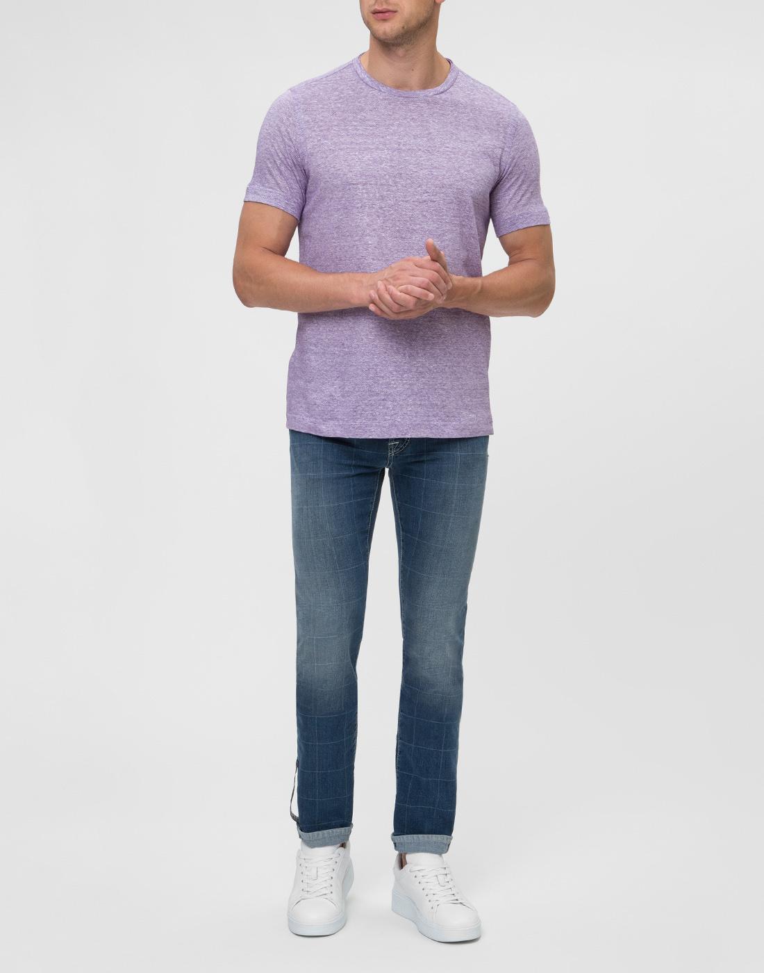 Мужские синие джинсы Leonardo Tramarossa SD361 L2-6