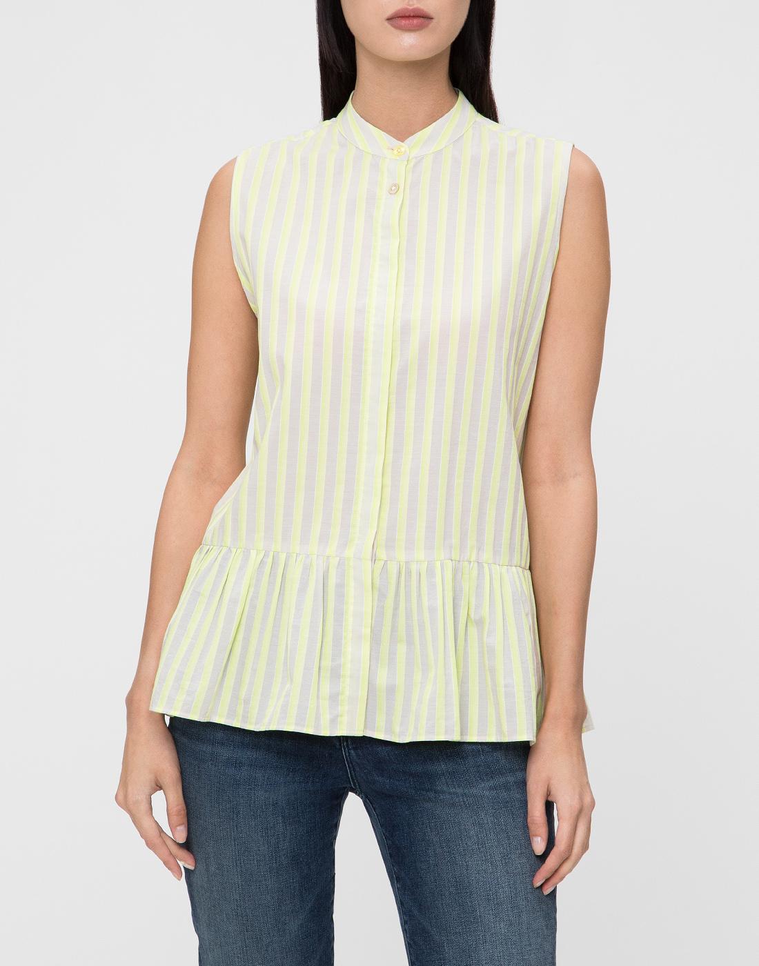 Женская блуза в полоску Paul Smith S095M/864-2