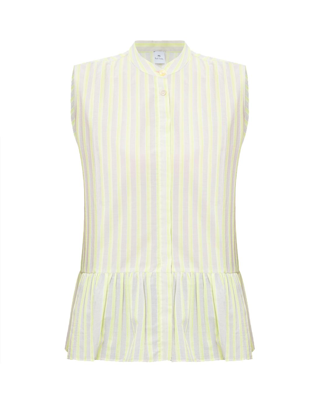 Женская блуза в полоску Paul Smith S095M/864-1