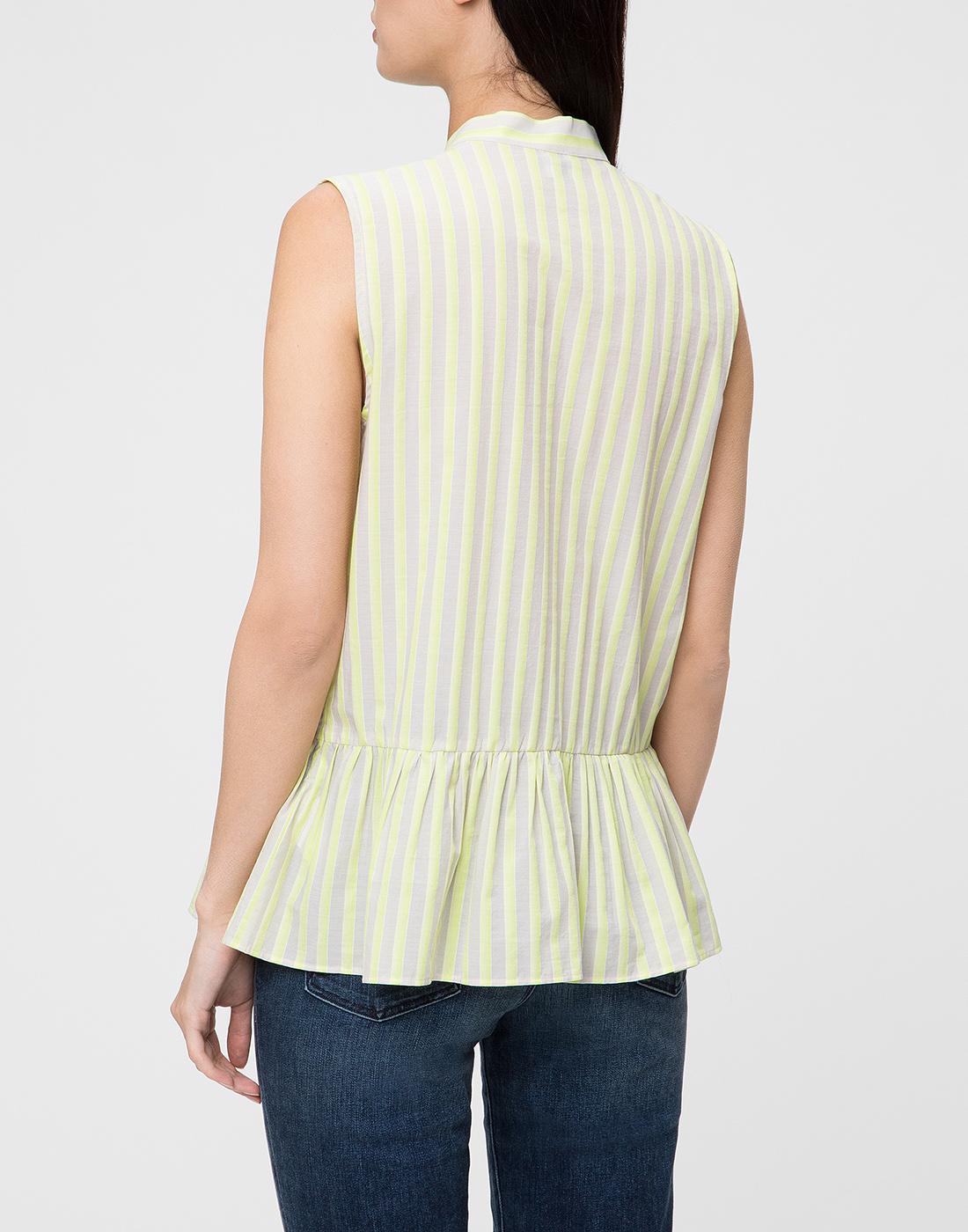 Женская блуза в полоску Paul Smith S095M/864-4