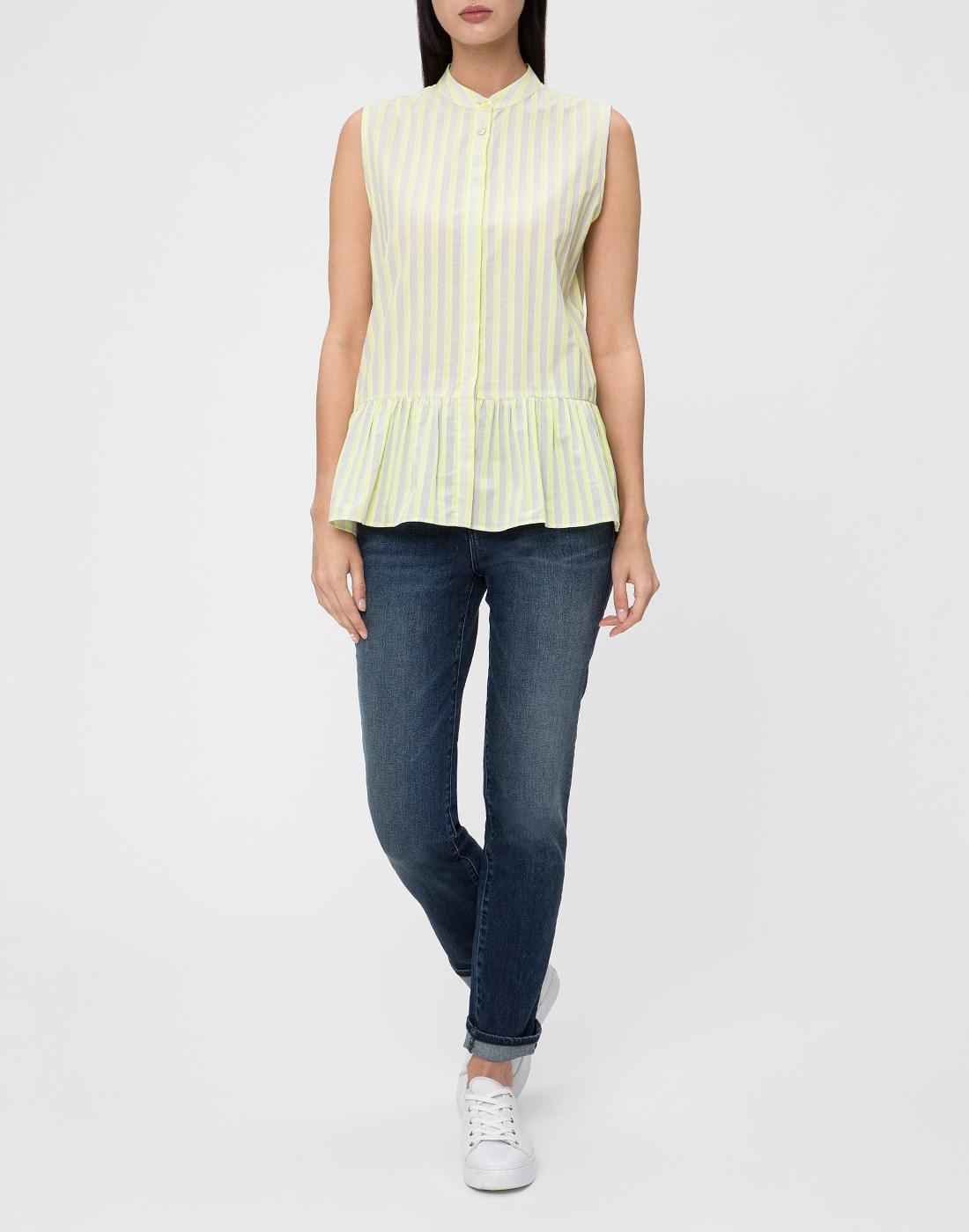 Женская блуза в полоску Paul Smith S095M/864-5