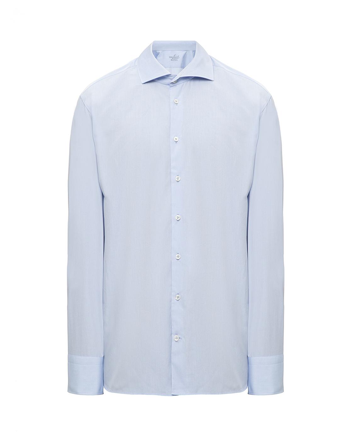Мужская голубая рубашка Van Laack SS130657/720-1