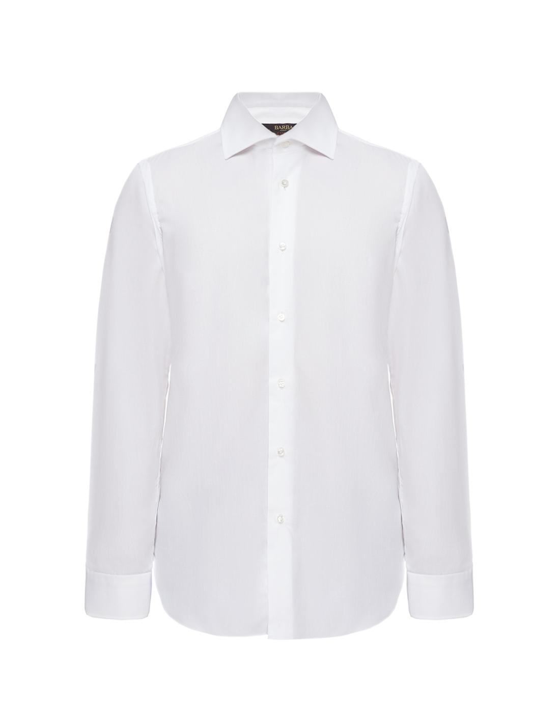 Мужская белая рубашка Barba SD2U634540301U-1