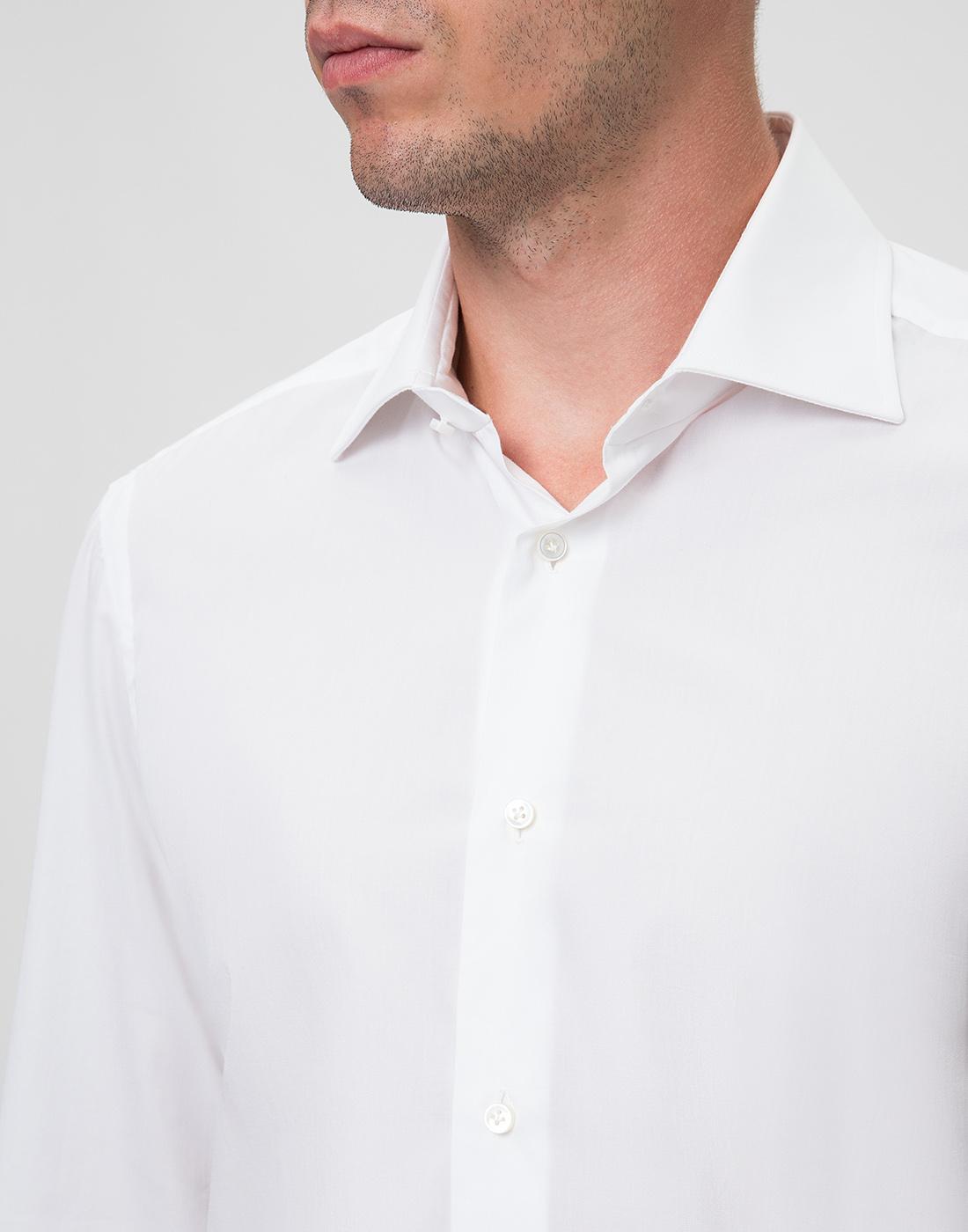 Мужская белая рубашка Barba SD2U634540301U-6