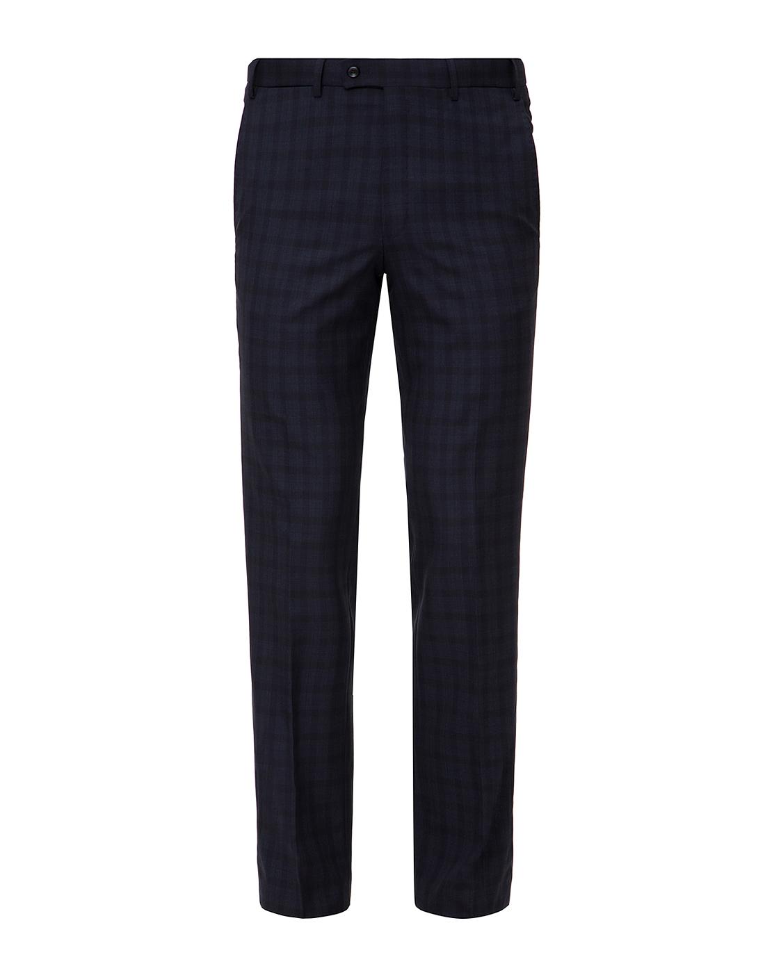 Мужские темно-синие брюки Hiltl  S13173 40 34600-1