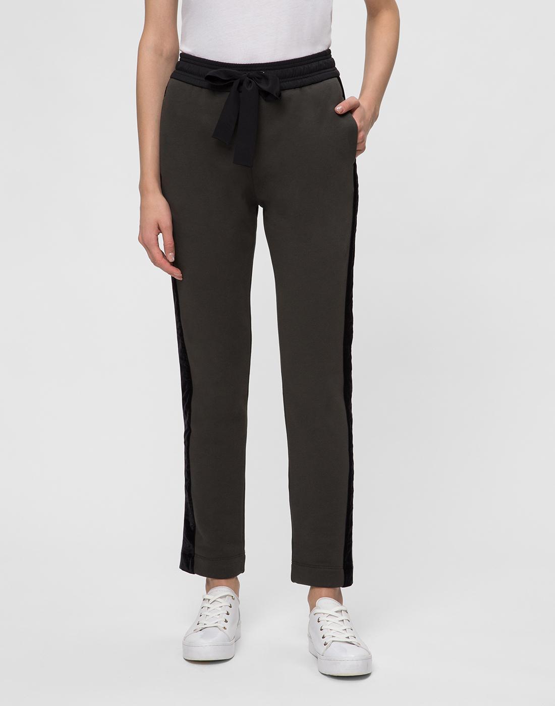 Женские зеленые брюки Dorothee Schumacher S128002-2