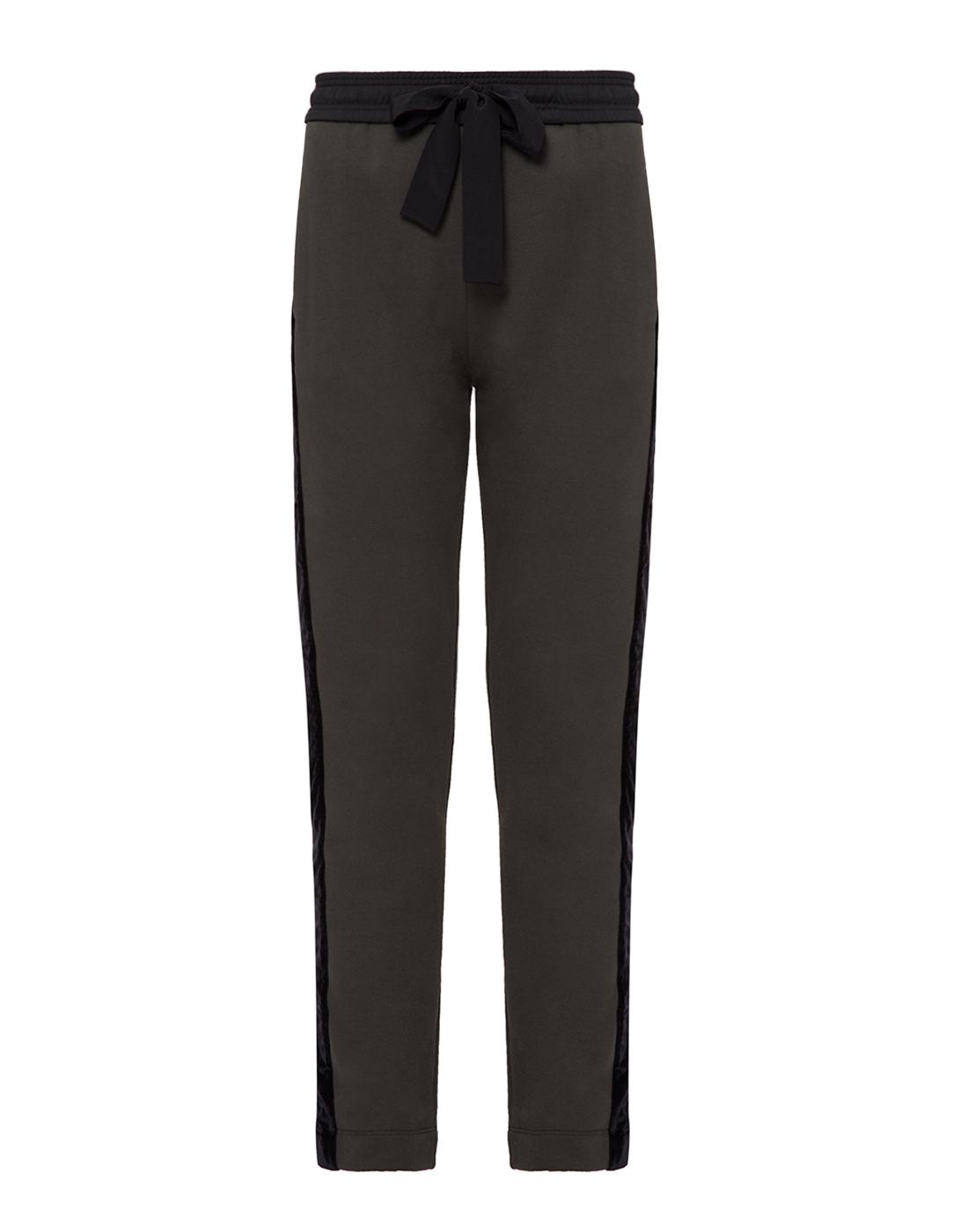 Женские зеленые брюки Dorothee Schumacher S128002-1
