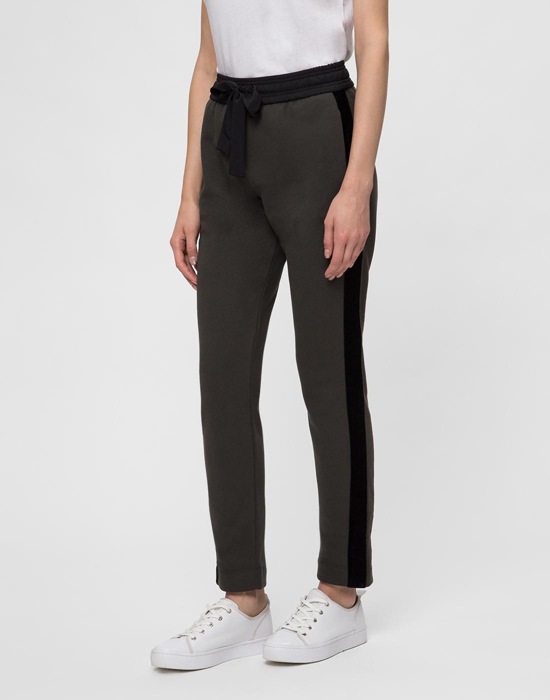 Женские зеленые брюки Dorothee Schumacher S128002-3