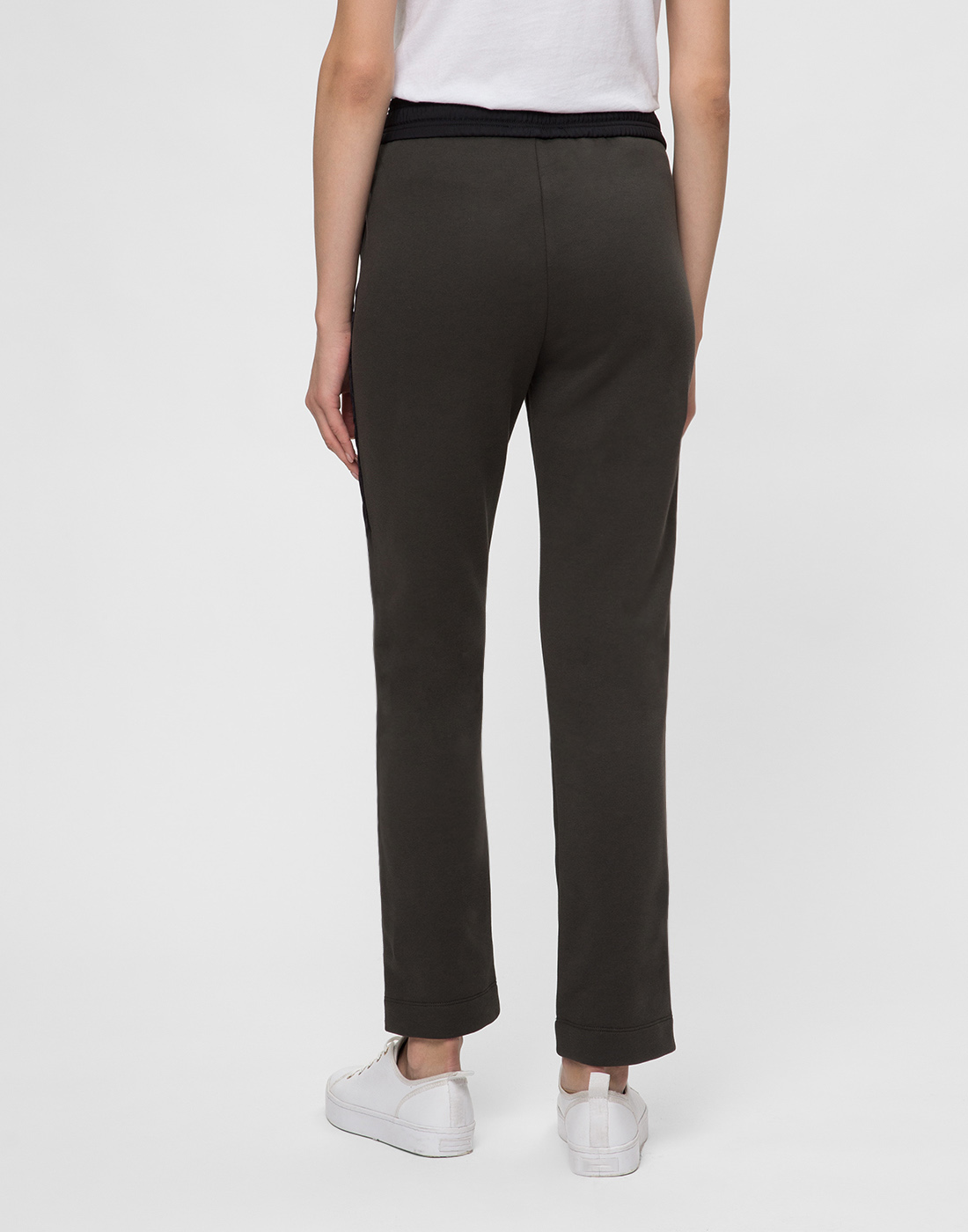 Женские зеленые брюки Dorothee Schumacher S128002-4