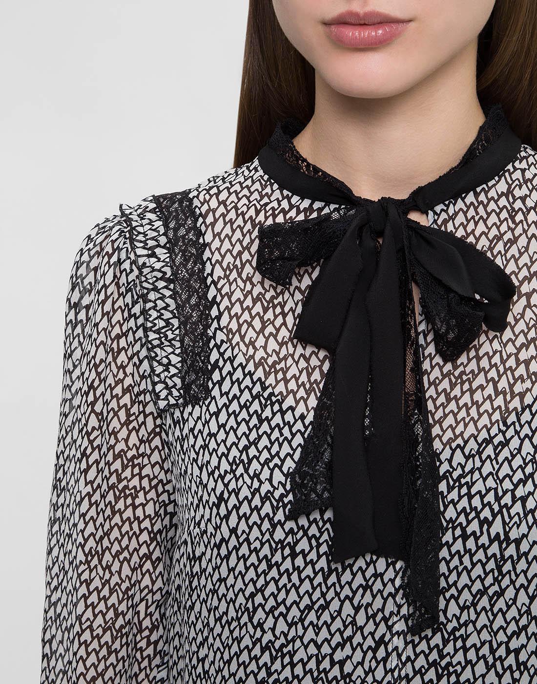 Женское серое платье Dorothee Schumacher S147301-6