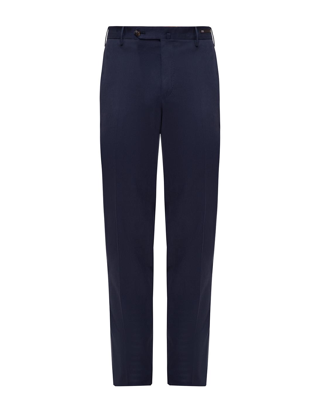 Мужские темно-синие брюки PT STU66 0360-1