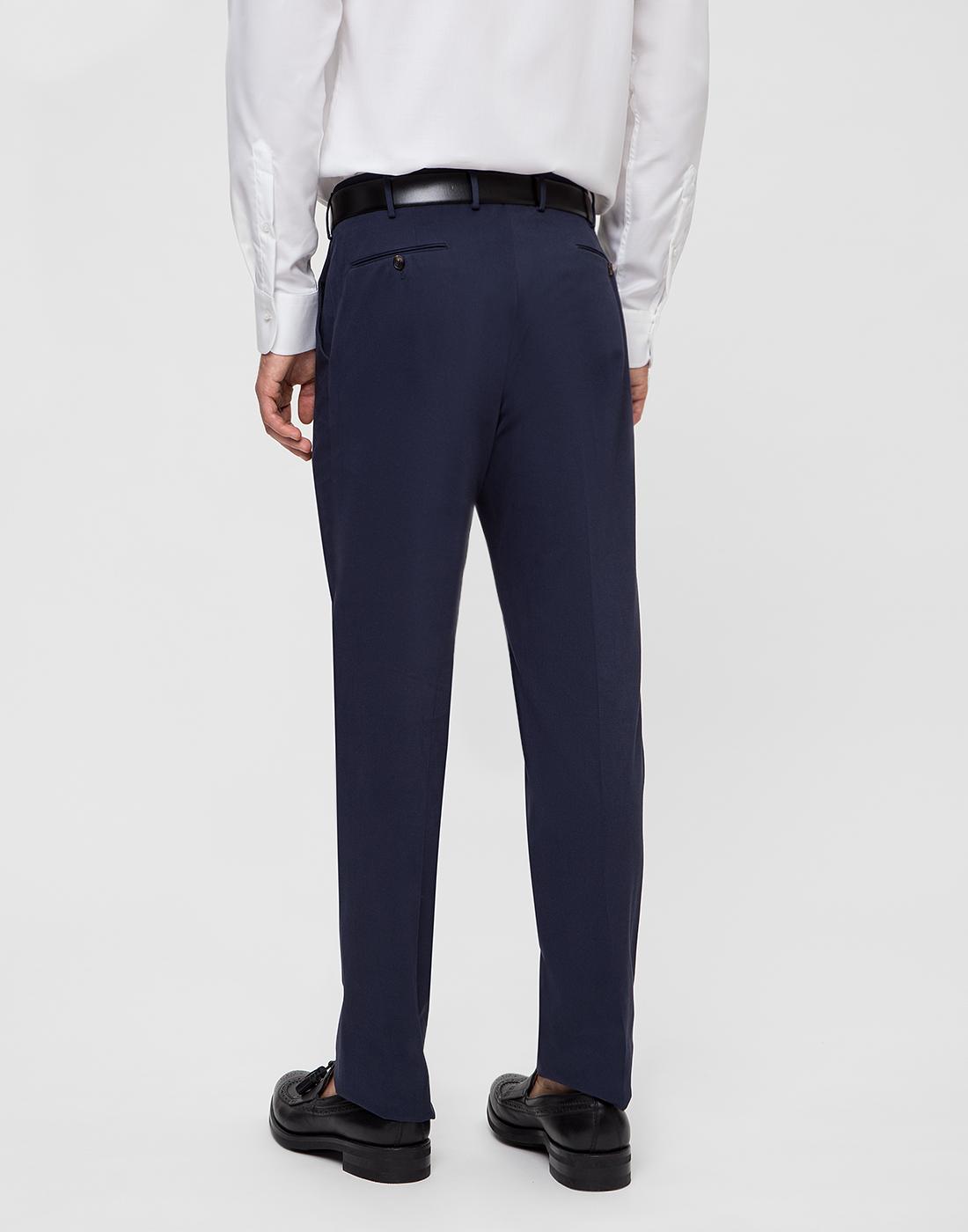 Мужские темно-синие брюки PT STU66 0360-4