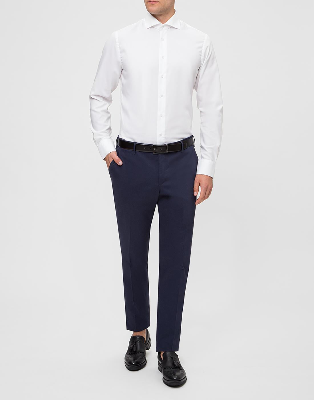 Мужские темно-синие брюки PT STU66 0360-5