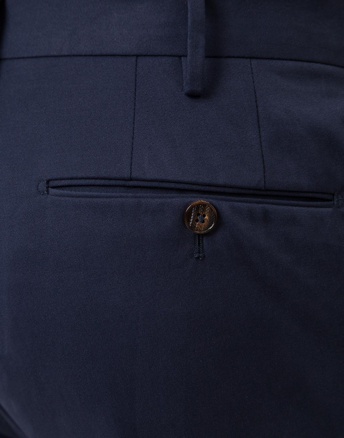 Мужские темно-синие брюки PT STU66 0360-6
