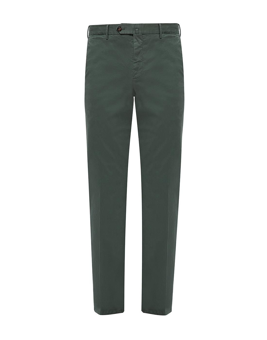 Мужские зеленые джинсы