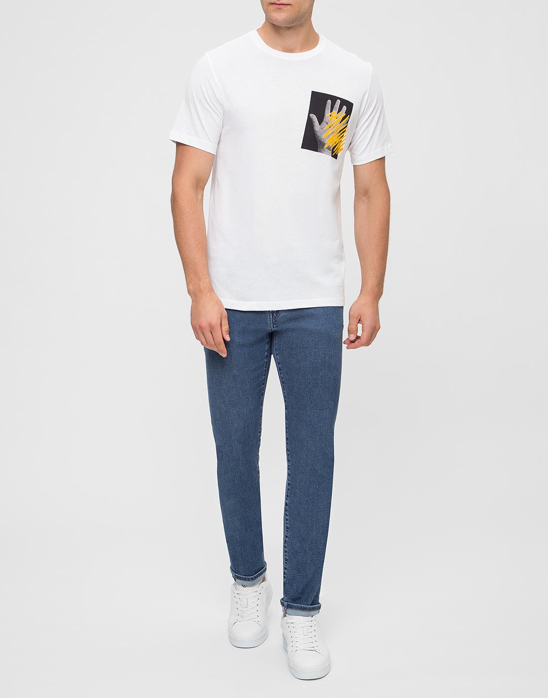 Мужские синие джинсы SOUL PT SOA11 MC35-5