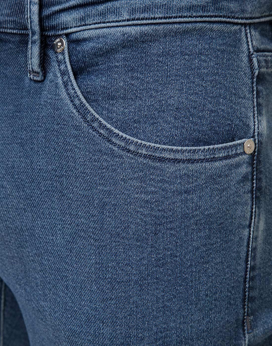 Мужские синие джинсы SOUL PT SOA11 MC35-6