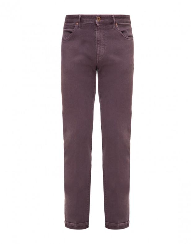 Мужские светло-фиолетовые джинсы